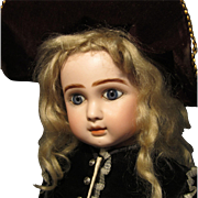 """SOLD Excellent 22"""" Figure A Steiner French Bebe - SALE PRICE"""