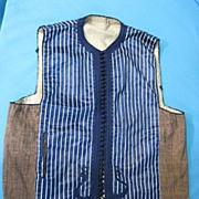 Antique waistcoat late 18C