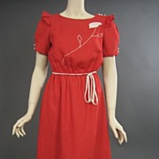 Vintage sixties era summer dress PL10