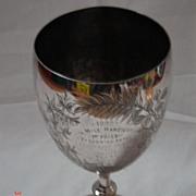 LEEDS Presentation Trophy Cup -1902