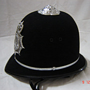 Hertfordshire Constabulary Police Helmet