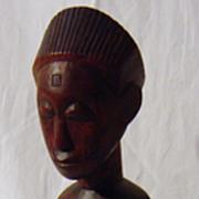 DAYAK  Figurine - Borneo - Indonesia - Circa 1880 - 1910