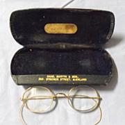 Spectacles Circa 1930-40