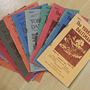 The Yorkshire Dalesman -11 Issues 1941
