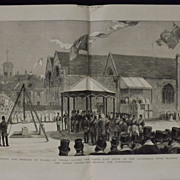 The Prince And Princess Of Wales At Truro - The Graphic 1880