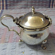 1925  Sterling Silver Salt Pot