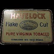 Tobacco Tin 'Havelock Flake Cut - Australia'