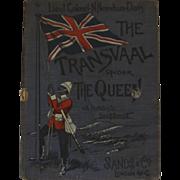 The Transvaal Under The Queen - Newham-Davis 1900