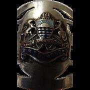 RMS Ormonde Napkin Ring