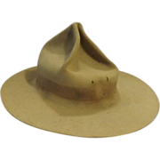 SOLD Old Lemon Squeezer Hat