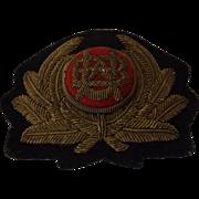 British United Airways Cap Insignia