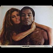 100 RIFLES - Lobby Card 1969