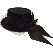 Ladies English Dressage Hat