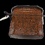 Vintage French Lunch Box - Circa 1940 - 50