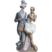 Lladro 'Carnevale' 6316 Beautiful Large Piece