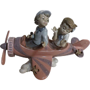 Lladro 'Don't Look Down' 5698