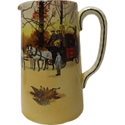 Royal Doulton Coaching Series Large Milk Jug