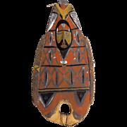 Papua New Guinea Fighting Shield