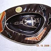 "Vintage Australiana ""The Little Sydney Pottery"" Souvenir Dish"