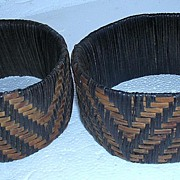 Papua New Guinea Warrior Arm band Set