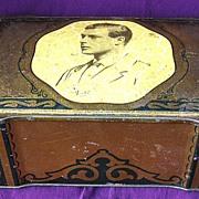 King Edward V111 Commemorative Tin 1937