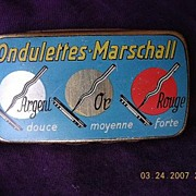 ONDULETTES-Marschell French Gramophone Needles Tin
