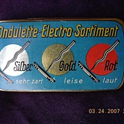 ONDULETTES-Electro-Sortiment French Gramophone Needles
