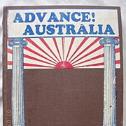 "Vintage ""Advance Australia Fair"" Magazines January -December 1928"