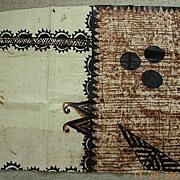 Vintage Tongan Tapa Cloth