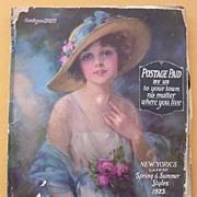 1923 Fashion Catalogue ' BELLAS HESS & Co'