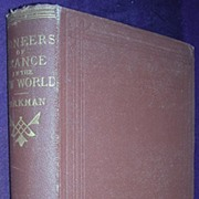 1st Edition1890 'Pioneers of France in The New World' by Francis Parkman
