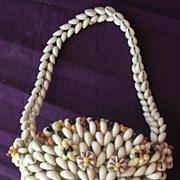 Stunning Pacific Islands Shell Handbag or Purse