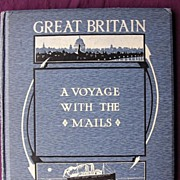 Orient Liner R.M.S. ORIVITO 'A Voyage With The Mails' 1912