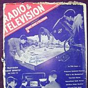 Radio & Television Magazine April 1939
