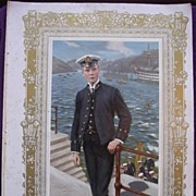 Coronation Of King George V & Queen Mary - V11 The Heir To The Throne As Naval Cadet