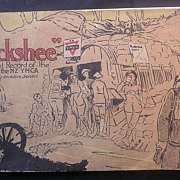"""BUCKSHEE"" - A Pictorial Record Of The Work Of The N.Z.Y.M.C.A ..."