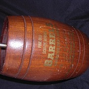 Vintage Wooden Scotch Whisky Barrel 'Barrel 5'