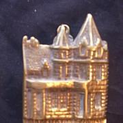 Small Brass Door Knocker Of JOHN O' GROAT'S House Circa 1910