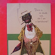Top Quality Black Americana Card 'Dere is no doubt Sah'