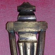 Victorian Brass Door Knocker