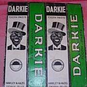 DARKIE Toothpaste Original Box Outer