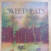 BLACK AMERICANA Sheet Music ' Sweetmeats'