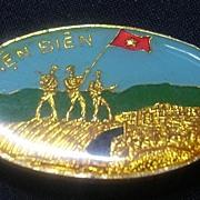 DIEN BIEN PHU Victory, Viet Minh Badge  Indochine War
