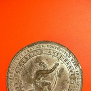 SOLD RARE Thomas Clarkson 1840 Anti Slavery Convention Medal
