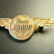 THAI Airlines Junior Hostess Wings
