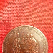 SALE French Constitution Medal of 1791 By Monneron