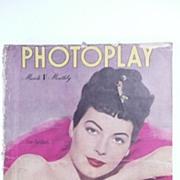 PHOTOPLAY Movie Magazine March 1949