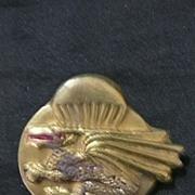 French Indochine War Badge- TD 7 ND - 7th Airborne Paras- Vietnam