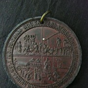The London Missionary Society Commemorative Medal 1795-1895