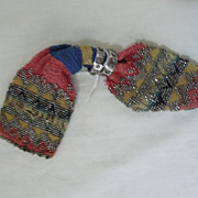 1920's FLAPPERS Finger Purse